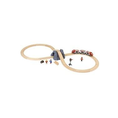 Brio  Tren Yolu Başlangıç Seti ABR33773 Renkli